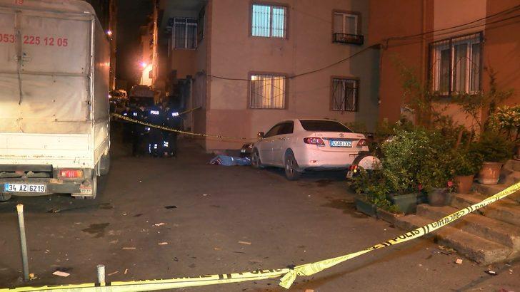 Şişli'de 4'üncü kattan atlayan mühendis hayatını kaybetti