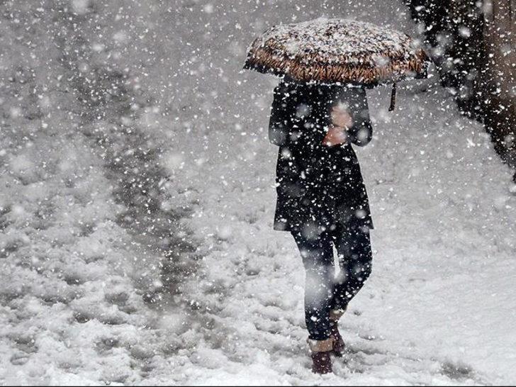 Meteoroloji'den yağış ve kar uyarısı! Bu bölgelerde oturanlar dikkat (21 Kasım İstanbul'da hava durumu)