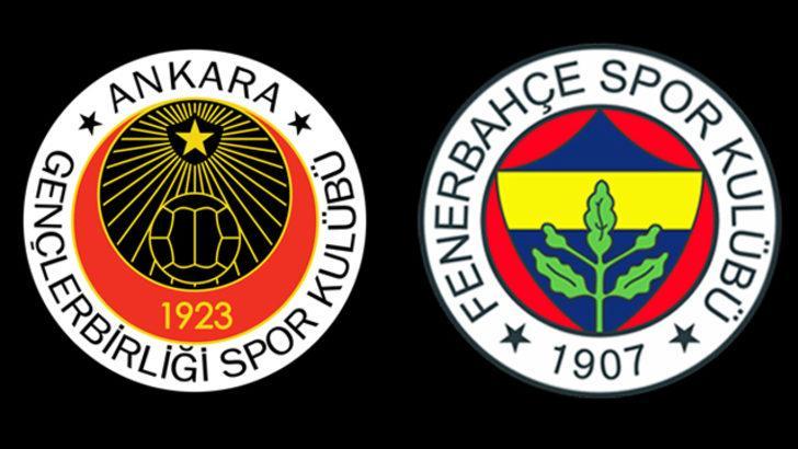 Gençlerbirliği - Fenerbahçe maçı ne zaman, hangi kanalda, saat kaçta? Gençlerbirliği - Fenerbahçe muhtemel 11'ler