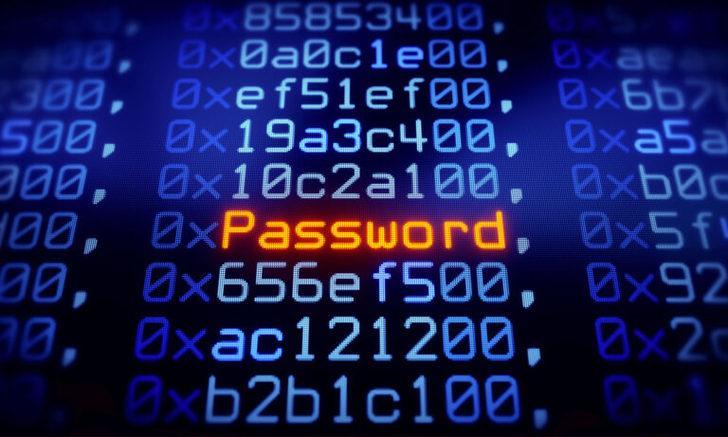 2020'de en çok kullanılan şifre bugün açıklandı