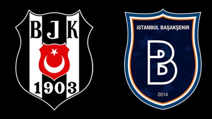 Beşiktaş - Başakşehir maçı ne zaman, hangi kanalda, saat kaçta? Beşiktaş - Başakşehir muhtemel 11'ler