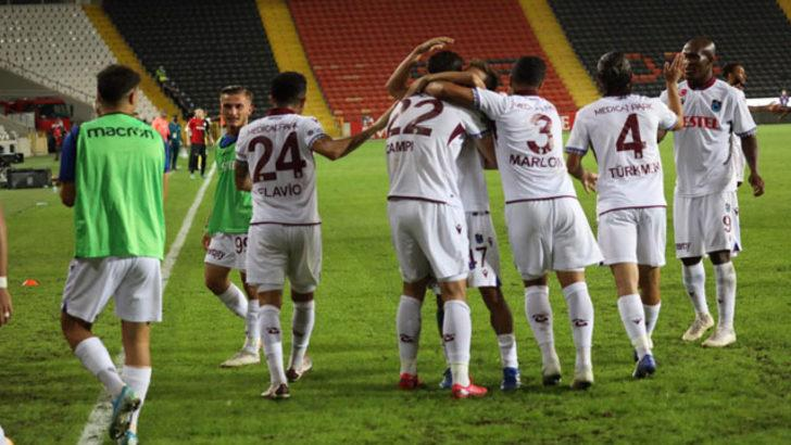 Trabzonspor Avcı yönetiminde galibiyet peşinde