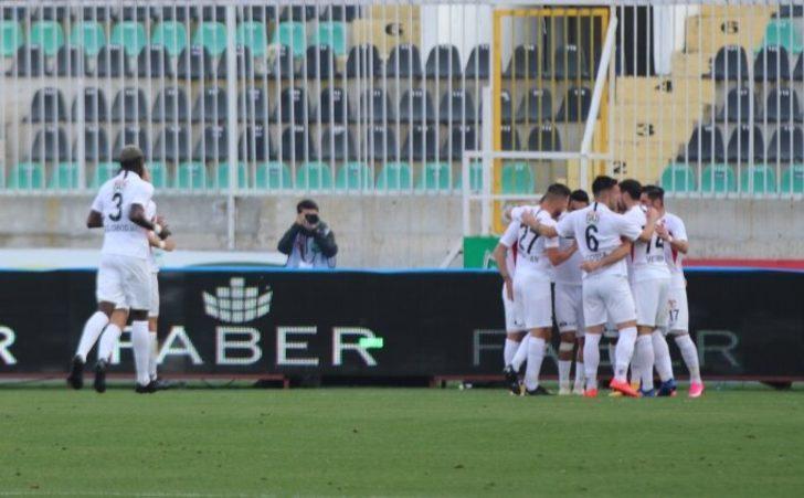 ÖZET |Denizlispor 0-1 Gaziantep FK