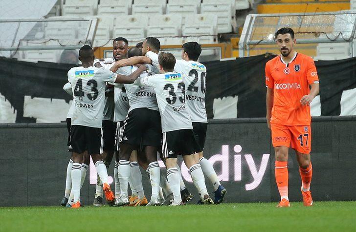 ÖZET | Beşiktaş 3-2 Başakşehir