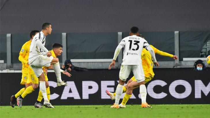 ÖZET   Juventus - Cagliari maç sonucu: 2-0