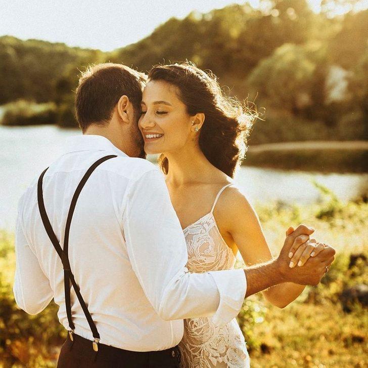 Emre Karayel ve Gizem Demirci evlendi! Paylaşımlarına beğeni yağdı