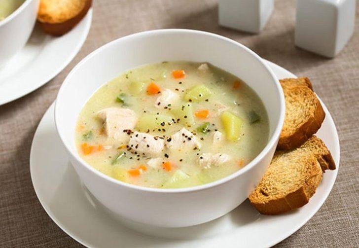 Muradiye çorbası nasıl yapılır? MasterChef muradiye çorbası tarifi nedir? Bursa muradiye çorbası!