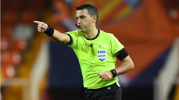 Başakşehir'in Avrupa maçını Ovidiu Hategan yönetecek