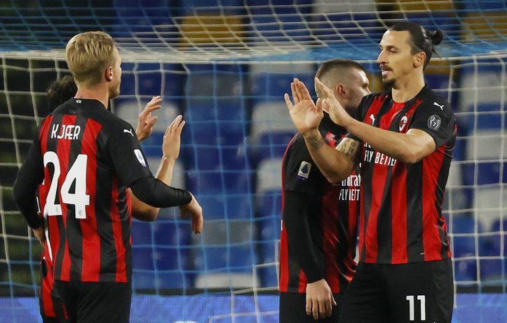 Milan yenilmezliği son dakikada korudu!