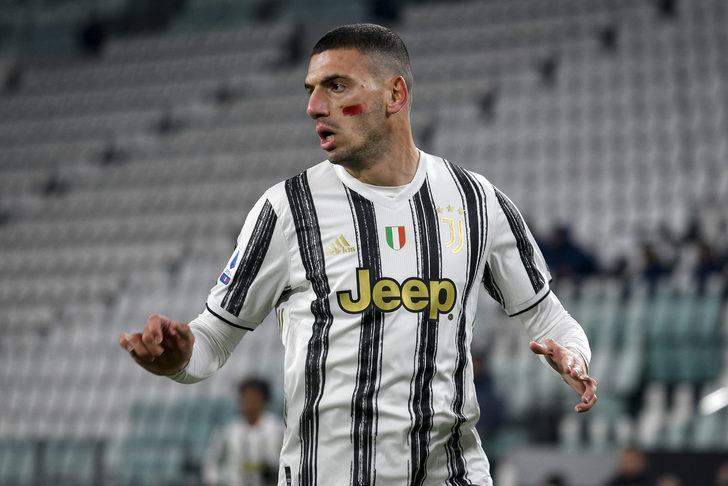 Juventus'ta Merih Demiral sakatlandı!