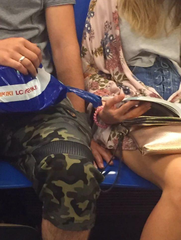 """İstanbul metrosunda taciz: Her yer suç mahali"""