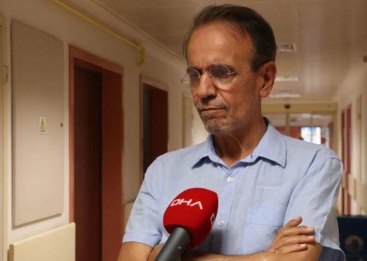 Mehmet Ceyhan: Çin aşısı gelirse olurum