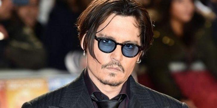 Kariyeri sallantıda olsa da ödülü ona verdiler! Johnny Depp parmaklıklar ardından paylaştı