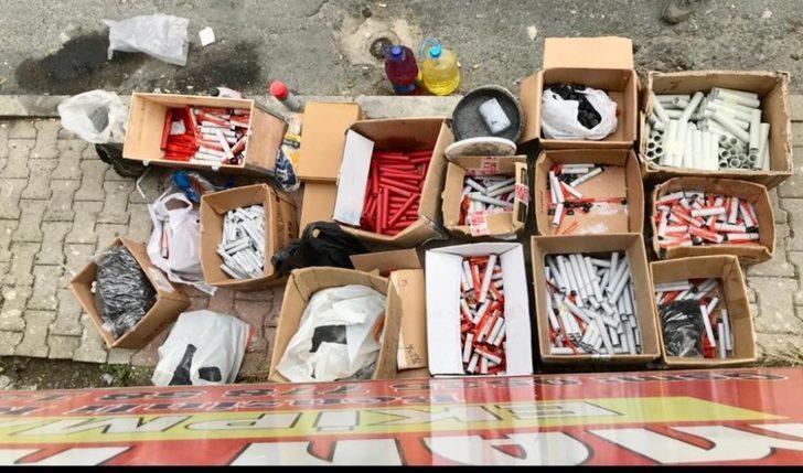 Bilecik'te kaçak kazı yapan 5 kişi suçüstü yakalandı