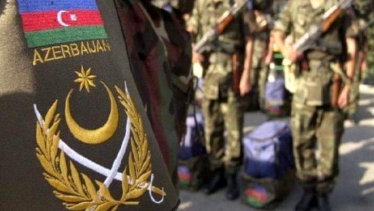 Dağlık Karabağ'da mayın patladı, 1 Azerbaycan askeri şehit oldu