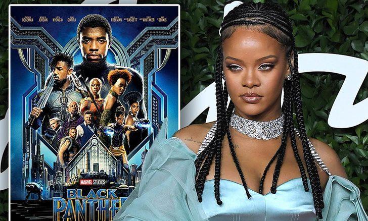 Google arama sonuçlarında çıkan detay kafaları karıştırdı! Rihanna, Black Panther 2 filminde mi rol alıyor?