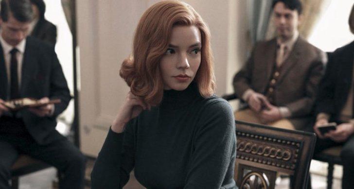 The Queen's Gambit dizisinden rekor: Netflix'in en çok izlenen mini dizisi oldu