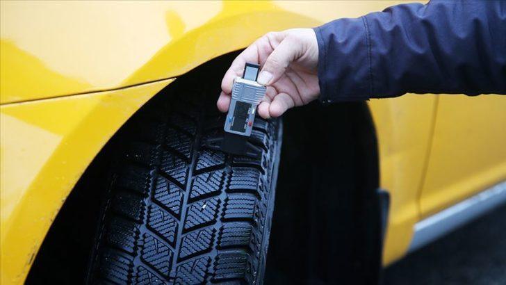 Zorunlu kış lastiği uygulaması 1 Aralık'ta başlıyor! Kış lastiği takmayan sürücülere 776 lira ceza