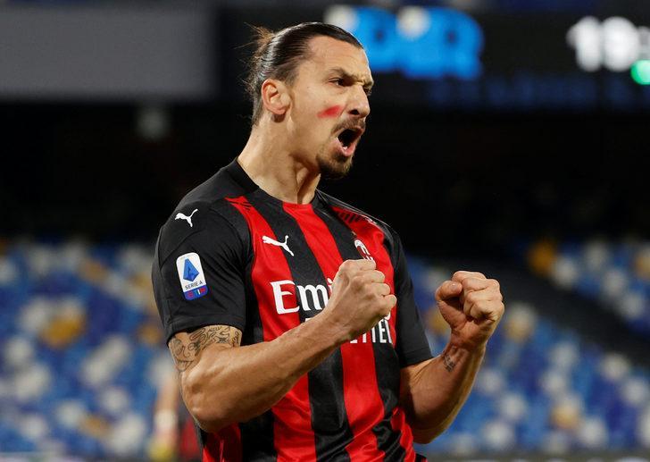 İbrahimovic attı, Milan zirveyi bırakmadı