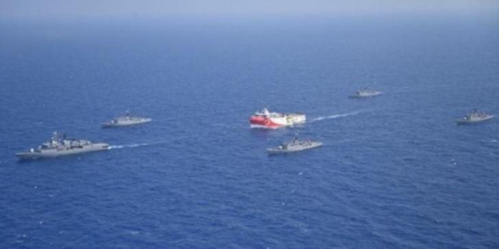 Son dakika! Türkiye'den Ege'de üç yeni NAVTEX kararı