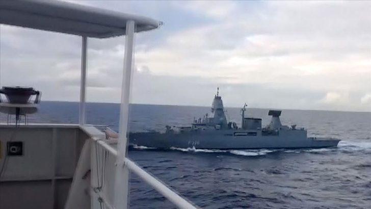 AB'den Türk gemisindeki hukuk dışı aramaya ilişkin açıklama
