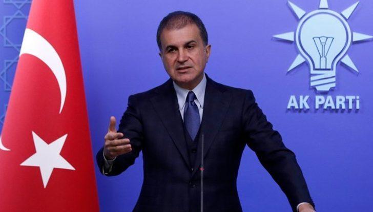 AK Partili Çelik'ten 'İnsan Hakları Eylem Planı' açıklaması