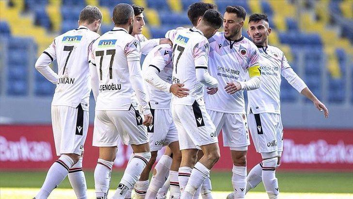 Gençlerbirliği - Kırşehir Belediyespor: 1-0 (Maç sonucu)