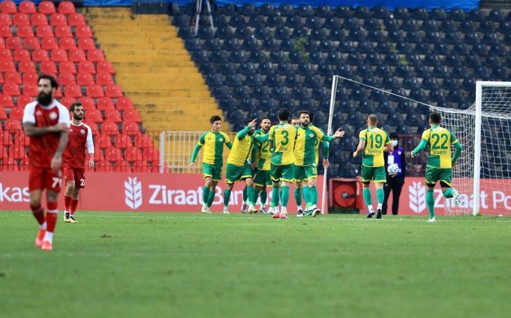 Fatih Karagümrük 0-3 Esenler Erokspor (Maç sonucu)