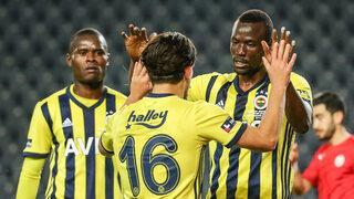 Fenerbahçe gol oldu yağdı! 4-0!