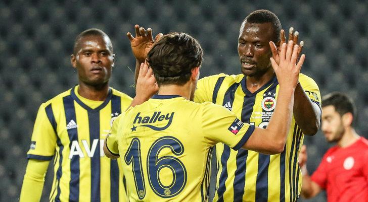 ÖZET | Fenerbahçe-Sivas Belediye: 4-0