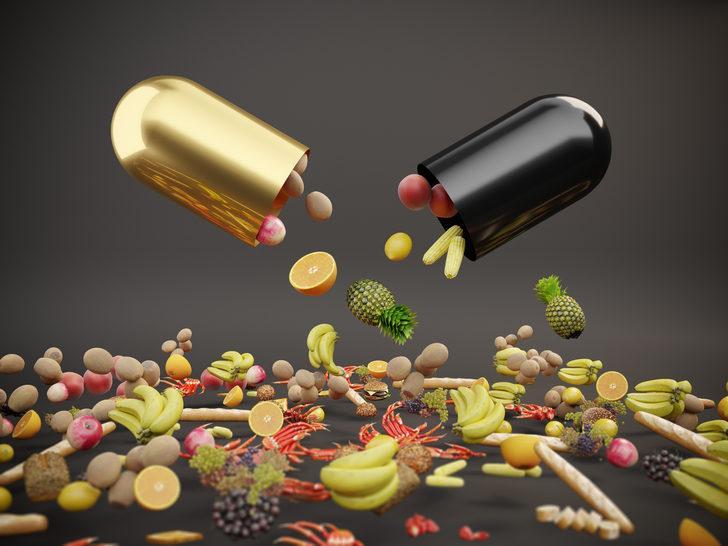Uzmanlardan ezber bozan vitamin açıklaması! Bildiğiniz gibi değil