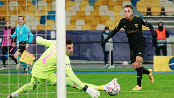 ÖZET | Dinamo Kiev -Barcelona maç sonucu: 0-4