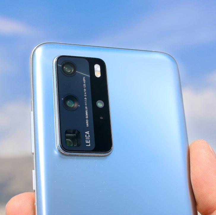 Kirin 9000 henüz bitmedi: Huawei P50 özellikleri ile şaşırttı!