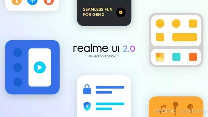 Realme UI 2.0 güncellemesi beta testleri başladı