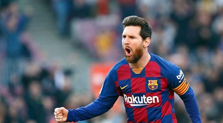 Barcelona'dan Lionel Messi'ye ilginç sözleşme: Hayat boyu!