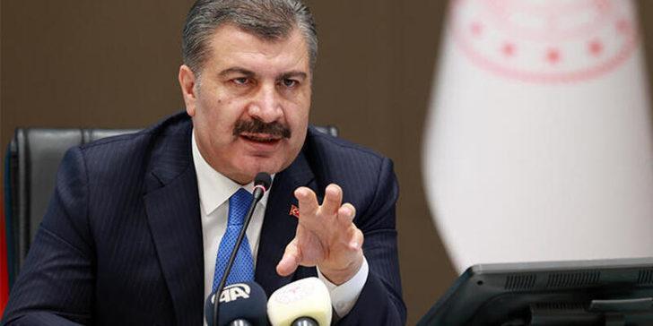81 ilin sağlık müdürüyle toplantı yaptı! Sağlık Bakanı Fahrettin Koca'dan flaş aşı açıklaması