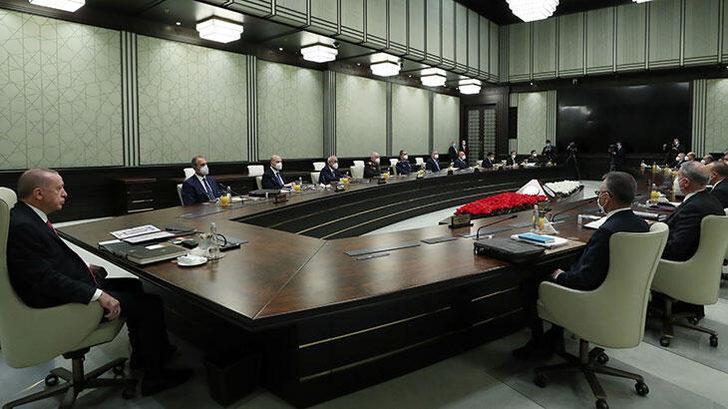 Cumhurbaşkanı Erdoğan başkanlığında toplanan kritik MGK toplantısı sonrası sert açıklama