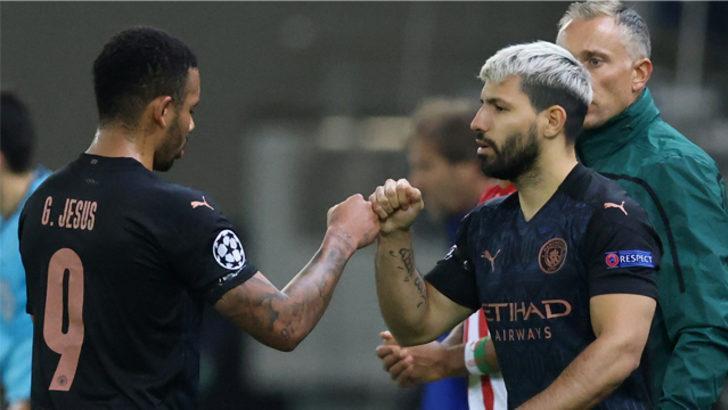 ÖZET   Olympiakos - Manchester City maç sonucu: 0-1