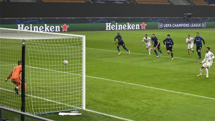 ÖZET   Inter- Real Madrid maç sonucu: 0-2