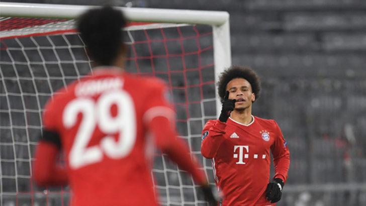 ÖZET   Bayern Münih - Salzburg maç sonucu: 3-1