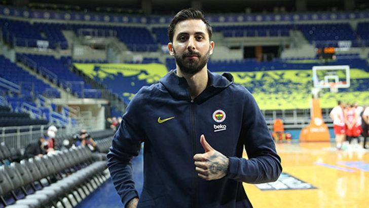Fenerbahçe Beko'nun yeni transferi Alex Perez sakatlandı