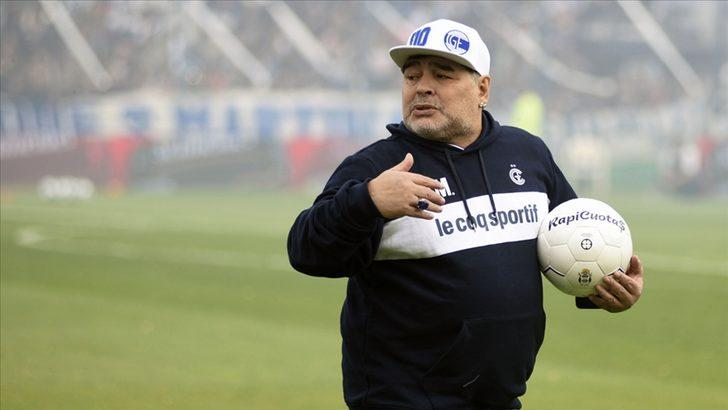 Pinada: Maradona ile Türkiye'ye gittik, inanılmazdı