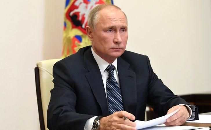 'Putin'in temizlik işçisinden 17 yaşında bir kızı var'