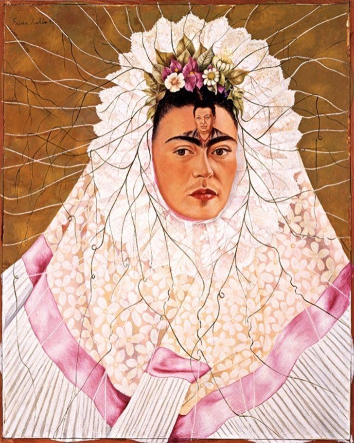 Frida Kahlo: Mavi Evdeki Devrimci