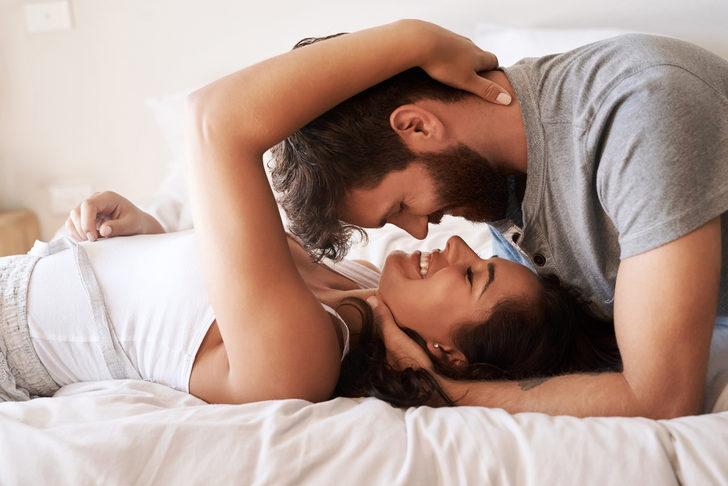Mutlu bir evliliğin anahtarı: Cinsel Uyum!