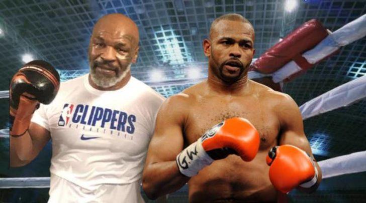 Mike Tyson'ın müsabakasından önce efsane boks filmlerini izlemeye ne dersiniz?