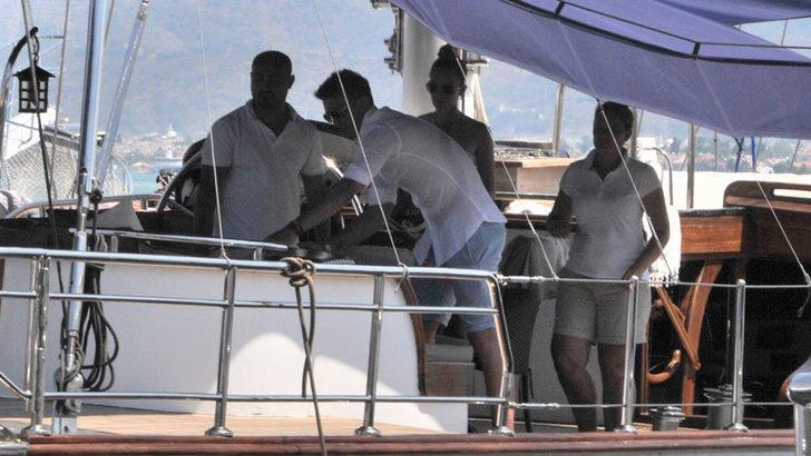 Muslera'nın 160 bin TL'lik tekne yolculuğu kavgayla bitti
