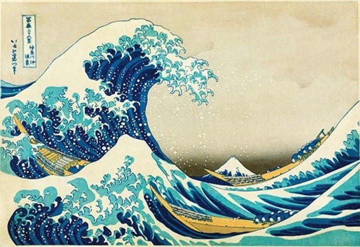 Kanagawa'nın Büyük Dalgası Nasıl Bu Kadar Ünlü Oldu?