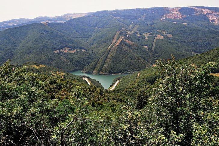 Dağların Arası Mysia Yolları