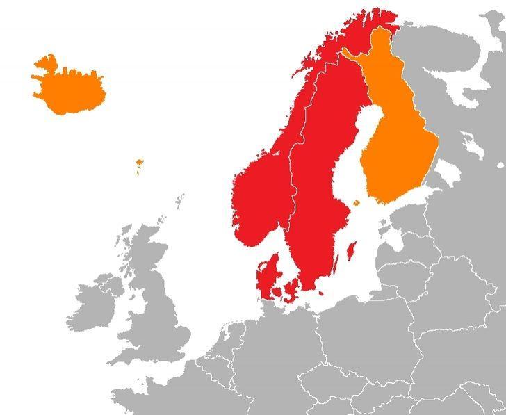 Danimarka, Norveç ve İsveç'in Tek Ülke Olması Teklif Edildi